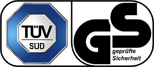Infrarot Heizung mit Digitalthermostat – Elektroheizung mit Stecker - 2