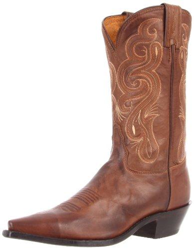 Tony Lama Boots Kango Stallion Damen Cowboystiefel Gr. 9,5US / 40EU / 26cm (Tony Boots Frauen Für Lama)
