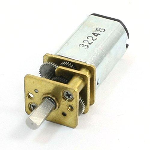 6V 30rpm elektrische Geschwindigkeitsreduzierung DC-Getriebemotor für DIY Spielzeug