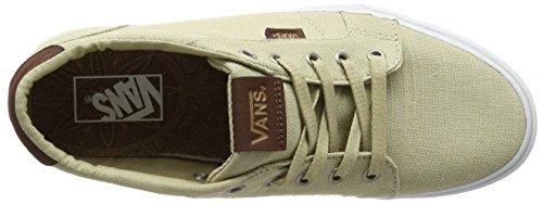 Vans - VZUWI5W - M Winston (Washed Twill) Beige (Textile/Khaki/Potting Soil)