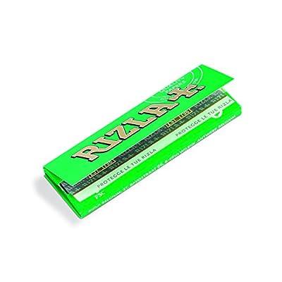 Rizla Zigarettenpapier, Grün, Box mit 100 Päckchen