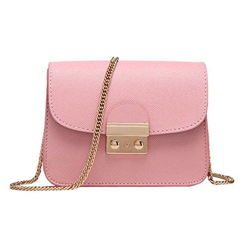 LAIDAYE Damen Schultertasche Messenger Bag Paket 7