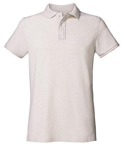 143235c677ab YTWOO Herren Poloshirt Aus Biobaumwolle, Poloshirt Herren Aus Baumwolle  (Bio), Polo Shirt