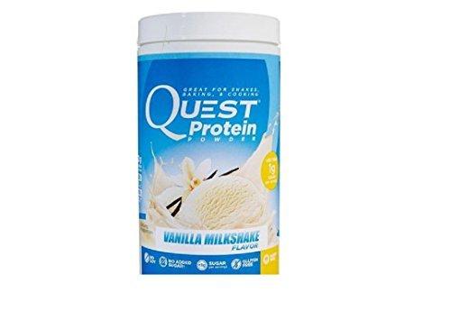 Quest Protein Powder, Vanilla Milkshake, 16 Oz by Quest (Protein Vanille-quest)