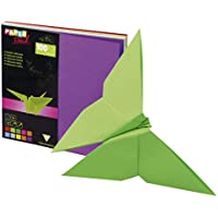 Clairefontaine 95008C - Papel de colores (100 unidades), multicolor