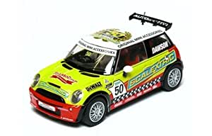Hornby France - C2773 - Scalextric - Voiture  - Mini Cooper N/Z
