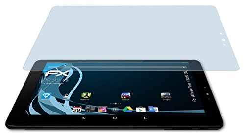 atFolix Schutzfolie kompatibel mit Allview Viva H1002 LTE Folie, ultraklare FX Bildschirmschutzfolie (2X)