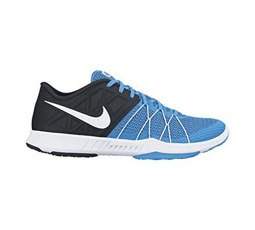 Nike 844803-401, Chaussures de Sport Homme Bleu