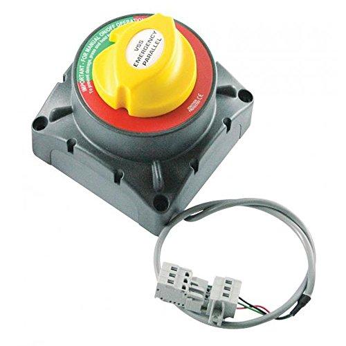 Bep Marine 720MDVS - Commutatore di batterie 720-MDVSO 500A 12/24V versione 8
