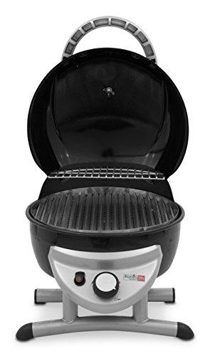 Portable Char-Broil Patio Bistro 180 Gas BBQ Grill - Black