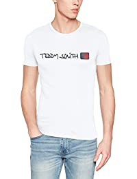 Teddy Smith Men's Tclip MC T-Shirt