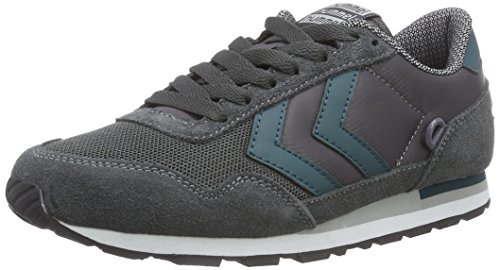 hummel REFLEX Unisex-Erwachsene Sneakers Grau (Nine Iron 2358)