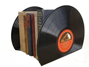 Vinyl Bookends - Large