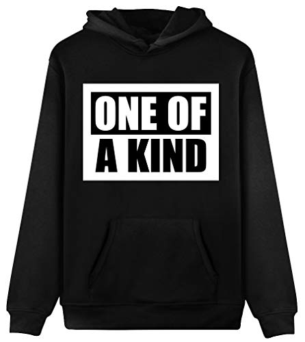HAIZIVS K-Star Unisex Cap Kapuzenpullover Sweatshirt One of a Kind G-Dragon TOP SOL D-Lite V.I (A Kind One Von Of G-dragon)