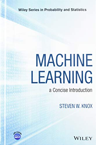 Machine Learning (Wiley Series in Probability and Statistics, Band 285)