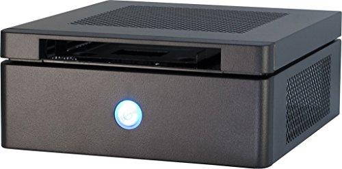 Galleria fotografica Inter-Tech Mini ITX-603 - computer cases (Desktop, PC, Mini-ATX, Home/Office, Black, External)