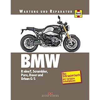 BMW R nineT, Scrambler, Pure, Racer & Urban G/S