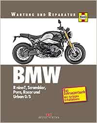 Bmw R Ninet Scrambler Pure Racer Urban G S Coombs Matthew Bücher