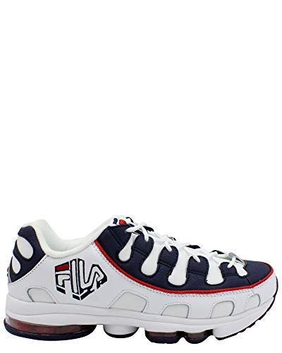 Fila Silva Trainer Calzado White/Navy/Red