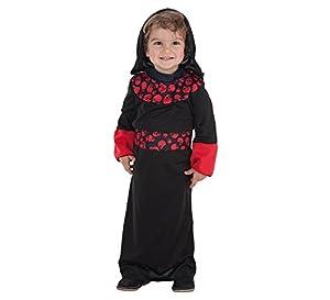LLOPIS  - Disfraz Bebe túnica fantasmitas