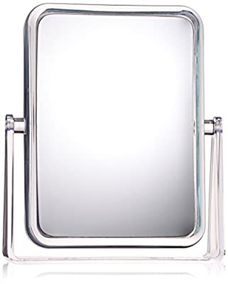 Danielle Creations Acrylic Rectangular Mirror with Mag - cheap UK light store.