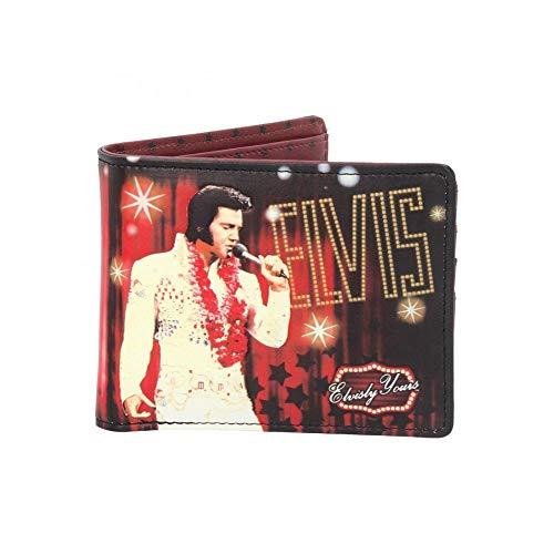 Brieftasche Elvis Presley Bi-Fold