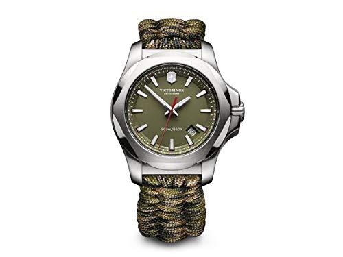 Victorinox 241727.1 - Orologio da polso Uomo, Tessuto, colore: Verde