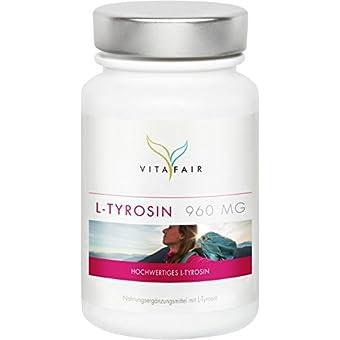 L- Tyrosin Vitafair