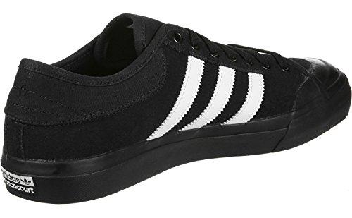 adidas Matchcourt, Chaussures de Skateboard Mixte Adulte Noir