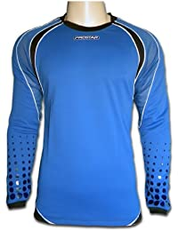 Prostar Siena Blue Black football soccer goalkeeper shirt