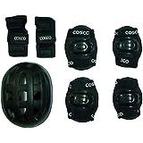 Cosco 4 in 1 Protective Kit, Senior (Black)
