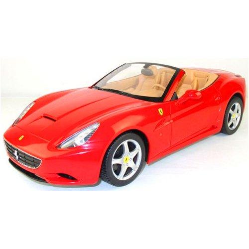 RC Rennwagen kaufen Rennwagen Bild 1: Ferrari California Cabrio - RC ferngesteuertes Lizenz-Fahrzeug im Original-Design, Modell-Maßstab 1:12, Ready-to-Drive, Auto inkl. Fernsteuerung, Neu*