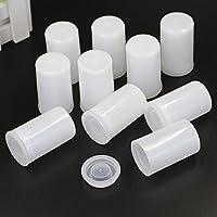 Lenhart - Lote DE 20 Botes de Película para Película DE 35 mm (Color Blanco)