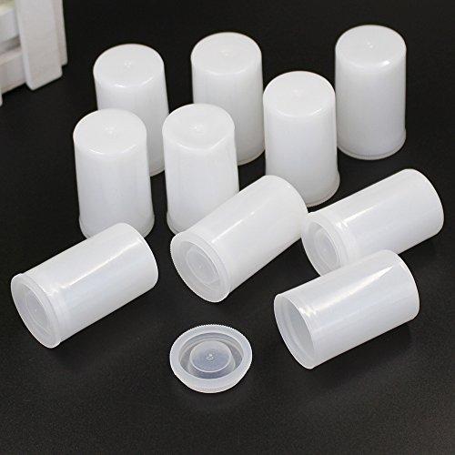 Lenhart Pack 20Stück Filmdosen für 35mm Film & # xff08; weiß & # xff09;