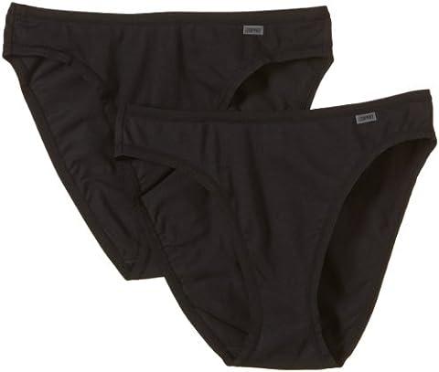 ESPRIT Bodywear Daily Cotton 2er Pack 992EF1T948 Damen Slip, Gr.