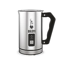 Bialetti Mk01 Elektrischer Milchaufschäumer Aus Edelstahl