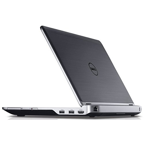 Dell Latitude E6230 Notebook 12 5  Core I5 3RD Generation 2 5GHz  8GB RAM 250GB HDD Windows 10 Home Webcam Internet Security