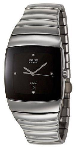 Caja de cerámica automática de Rado de cerámica R13876712 32 mm anti-reflectante de zafiro reloj de los hombres