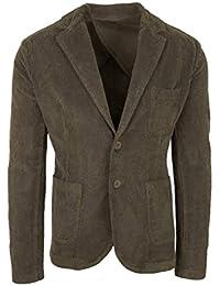 Amazon.it  giacca uomo elegante - Marrone   Giacche e cappotti ... cef80f1fd58