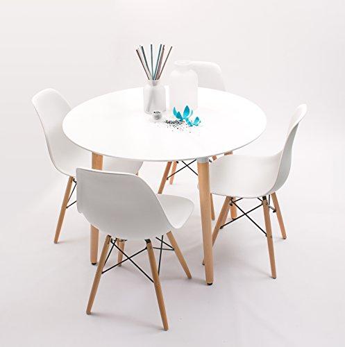 Mesas de cocina redondas - Dale un toque a tu hogar ...