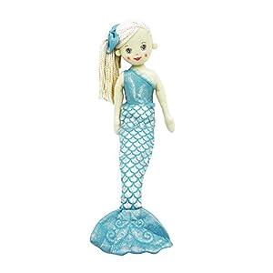 A. B. Gee C7446 - Muñeca de Sirena, 55 cm, Color Azul