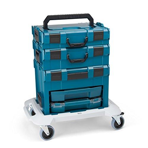 Bosch Sortimo L-Boxx Set 102 136 LS-BOXX 306 mit Roller makita style (Bosch Roller)