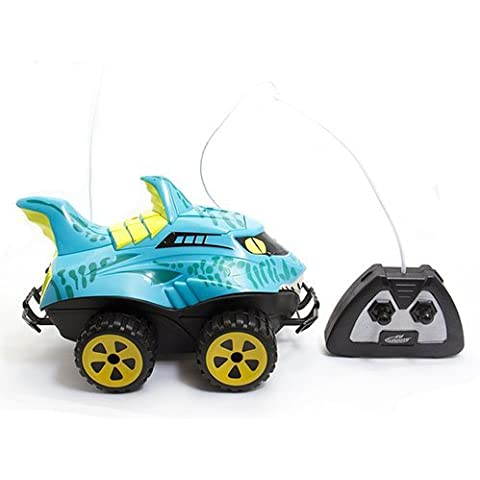 Kid Galaxy 10199 Mega Morphibian Shark Vehicle by Kids Galaxy