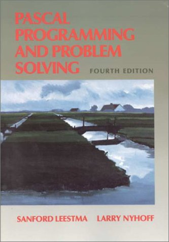 PASCAL: Programming and Problem Solving