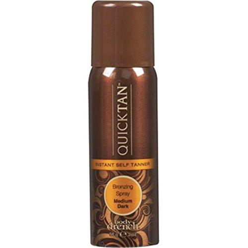 Body drench, spray autoabbronzante istantaneo, medium to dark, 56 g