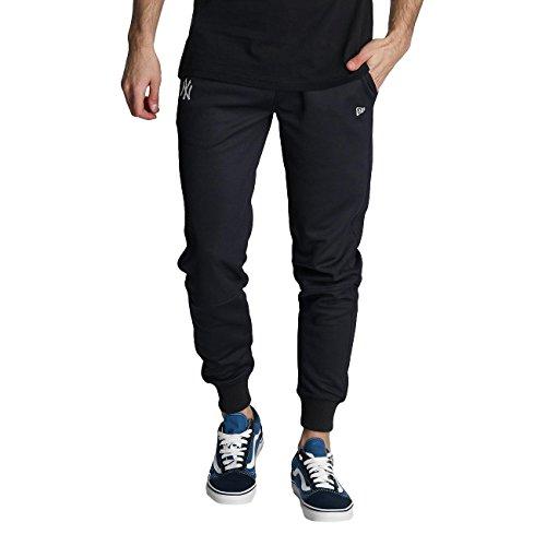 New Era Uomo Pantaloni / Pantalone ginnico Border Edge II NY Yankees Blu