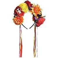 Amscan accesoire de Deguisement, Serre-Tete, 843936-55, Multicolor, Voir visuel