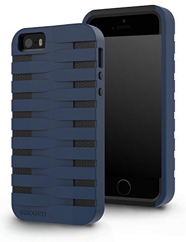 GADGEO iPhone SE / 5S / 5 Tough Heavy Duty Shock