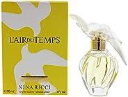 Nina Ricci Lair du Temps for Women 1 oz EDT Spray
