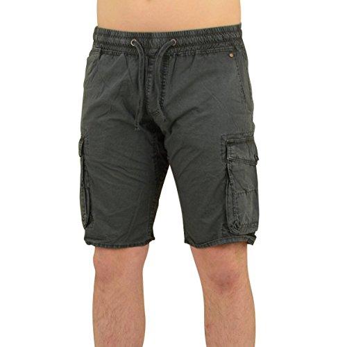 JetLag Herren Cargo Shorts kurze Hose 17-129 knielang urban chic 3XL